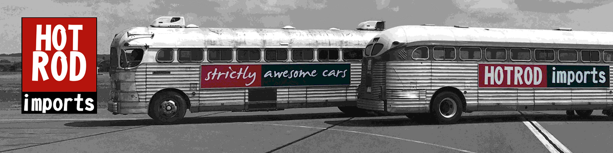 Hotrodimports – strictly awesome cars